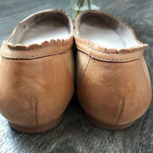 d3569ea79d0 Louise et Cie Shoes - Louise et Cie nude scalloped ballet flats